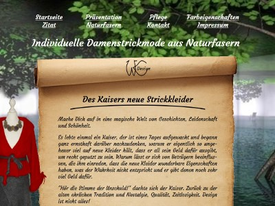 Website waterkotte-design.de - Webdesign by Con Data Systemberatung